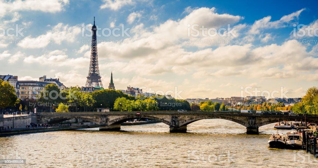 Eiffelturm in Paris, Frankreich – Foto