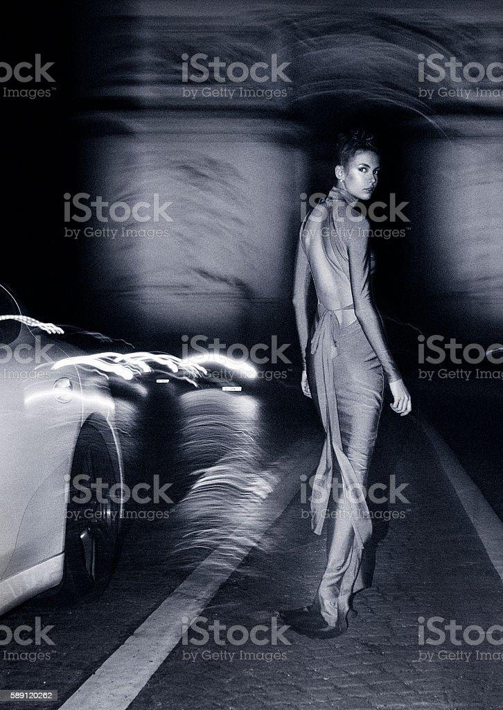 Paris Fashion stock photo