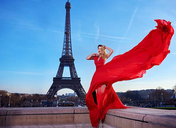 paris feelings - paris fashion stock photos and pictures