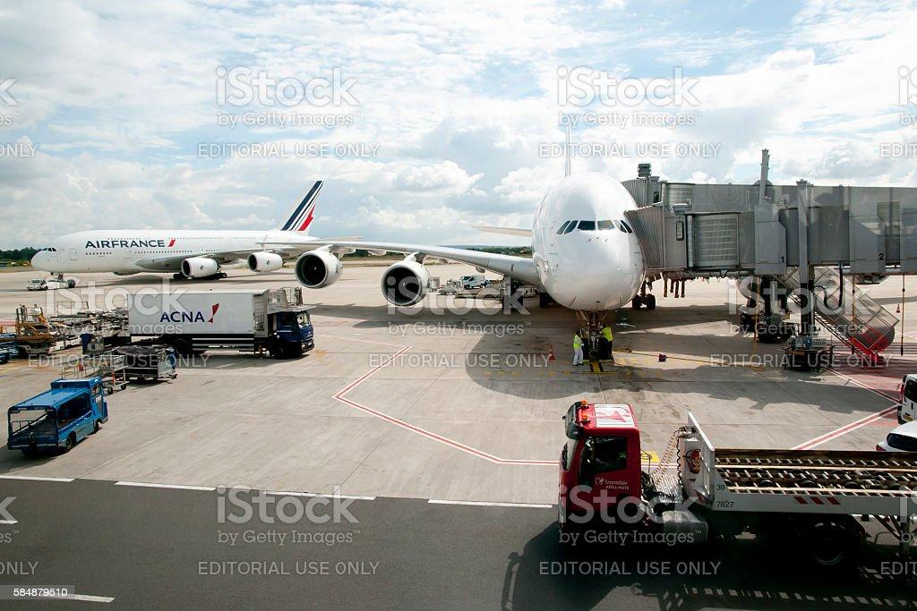 Paris - France stock photo