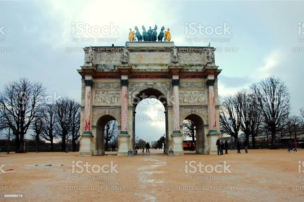 Paris, France stock photo