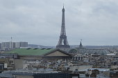Different views of Paris in spring