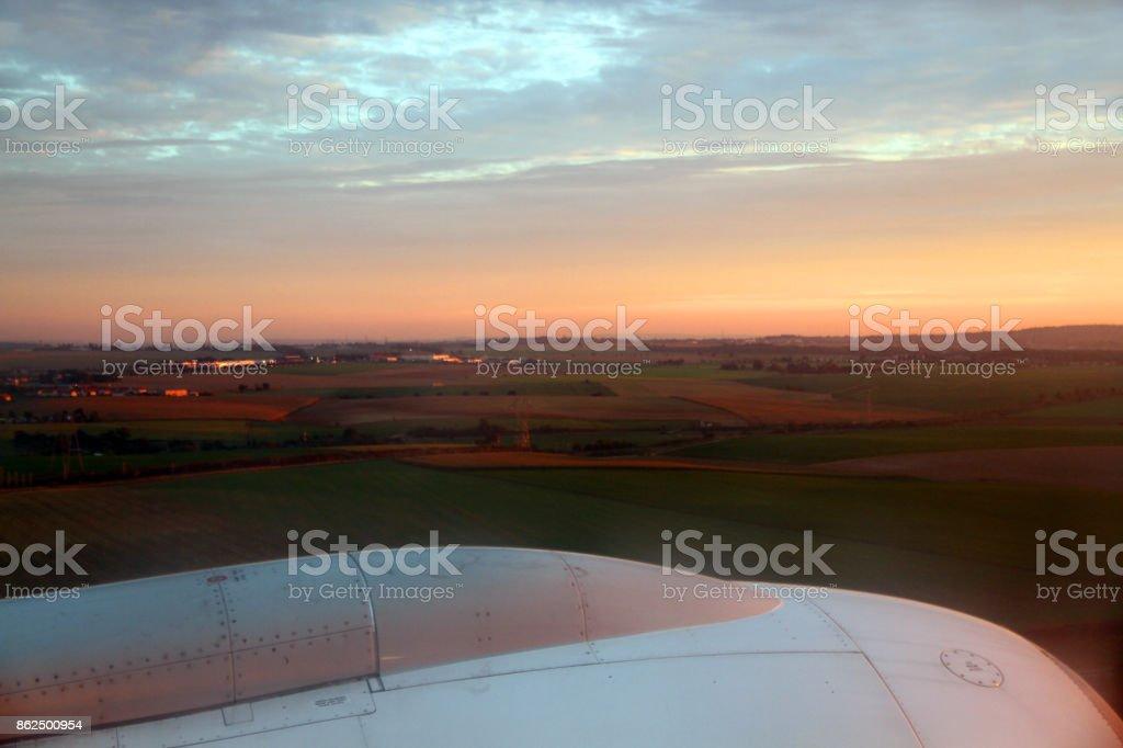 Paris d'atterrissage - Photo