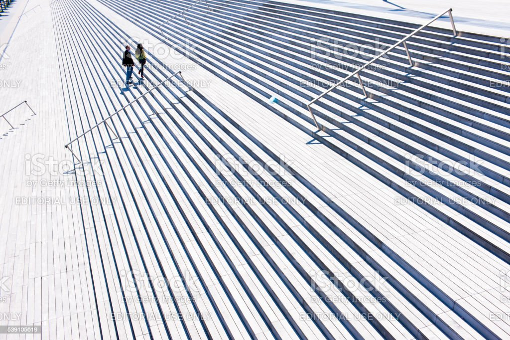Bibliothèque Nationale de Paris, France - Photo