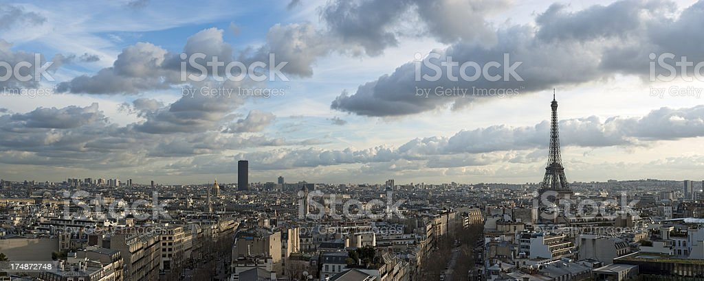 Paris Panorama – Foto