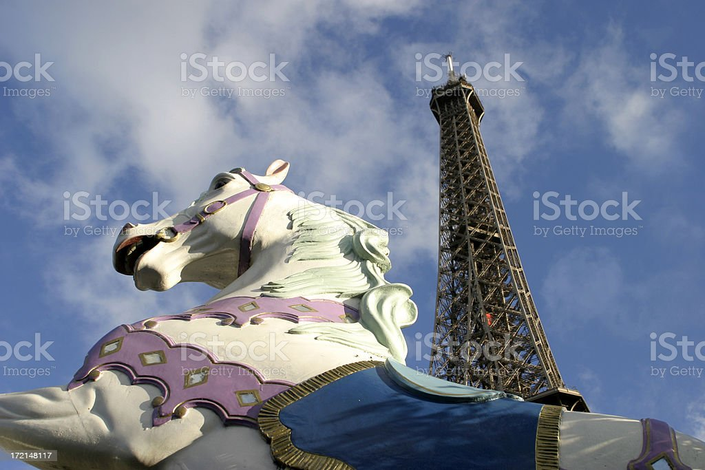 Paris royalty-free stock photo