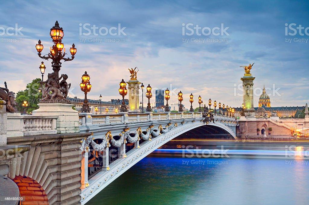 Paris. stock photo