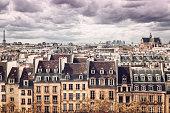 Paris quarter.France.