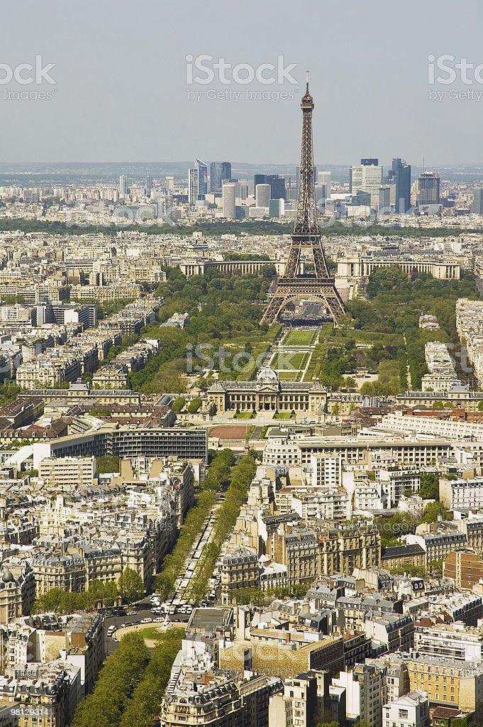 Parigi foto stock royalty-free
