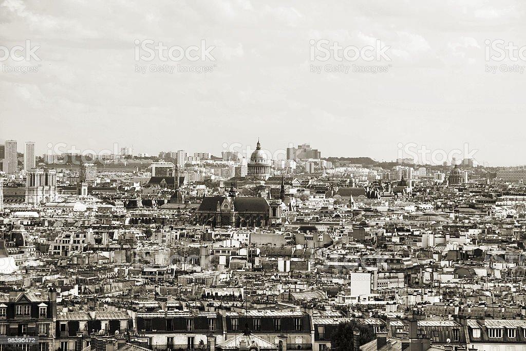 Paris royalty-free stock photo