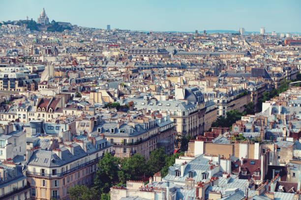Pariser Rooftops – Foto