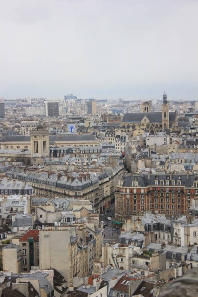 Skyline von Paris – Foto