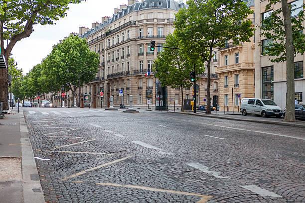 パリの通りのランドマーク street - ヨーロッパ文化 ストックフォトと画像