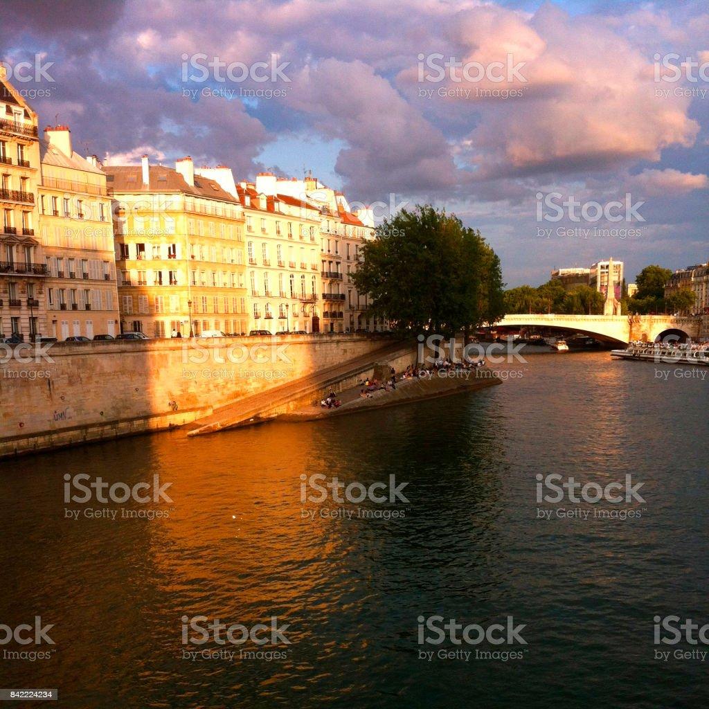 Paris-France stock photo