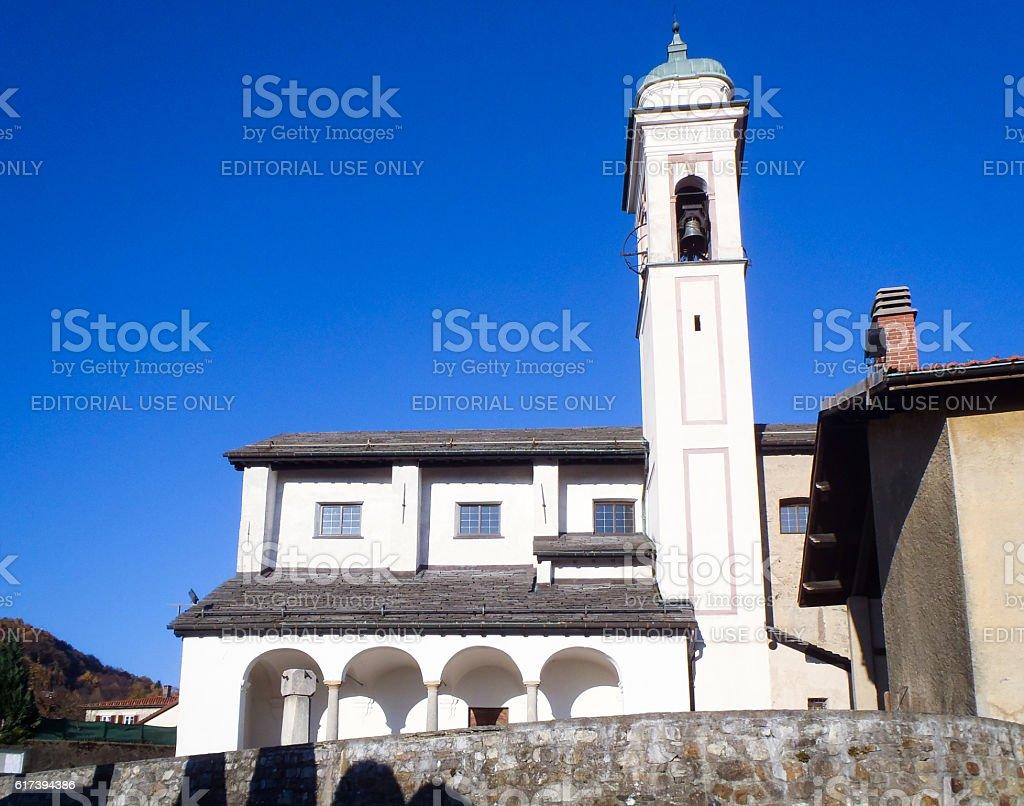 Parish church dedicated to St. Michael Archangel – Foto