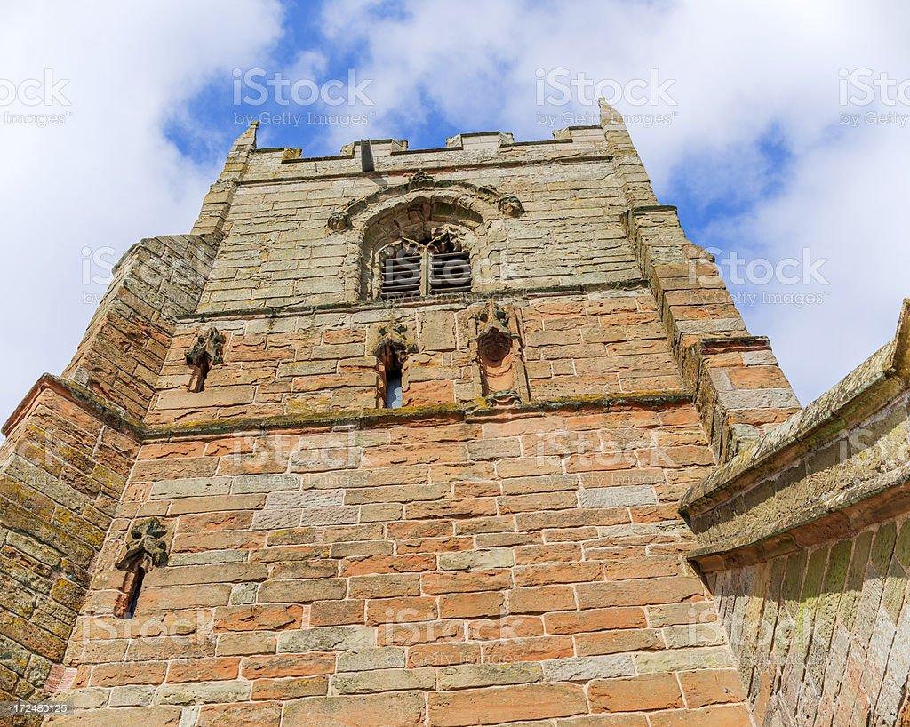 parish church royalty-free stock photo