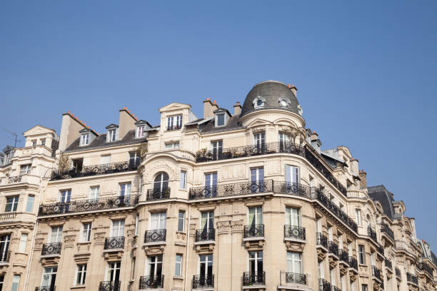 Parisian Apartment Building – Foto
