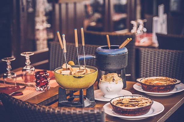 Pariser Straße-Café – Foto