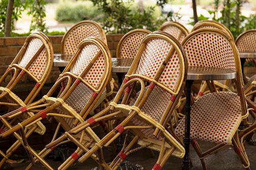Parisians Cafe Stock Photo - Download Image Now