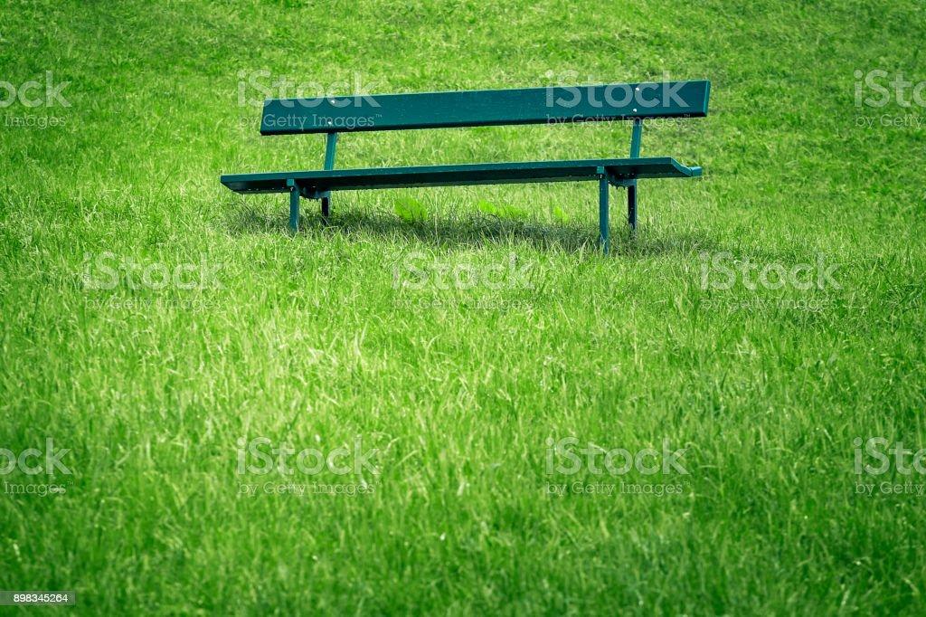 Park bench  – Foto