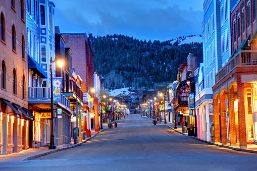 Park City is a city in Summit County, Utah, United States.  Park City Ski Resort and Canyons resorts merged creating the largest ski area in the U.S.