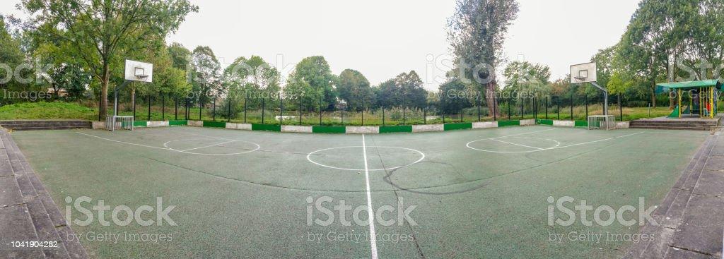 park court sport field