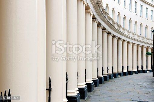 istock Park Crescent, London 621571592