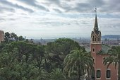 istock Park Guell Barcelona, Spain 883898624