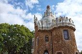 istock Park Guell Barcelona, Spain 883898922
