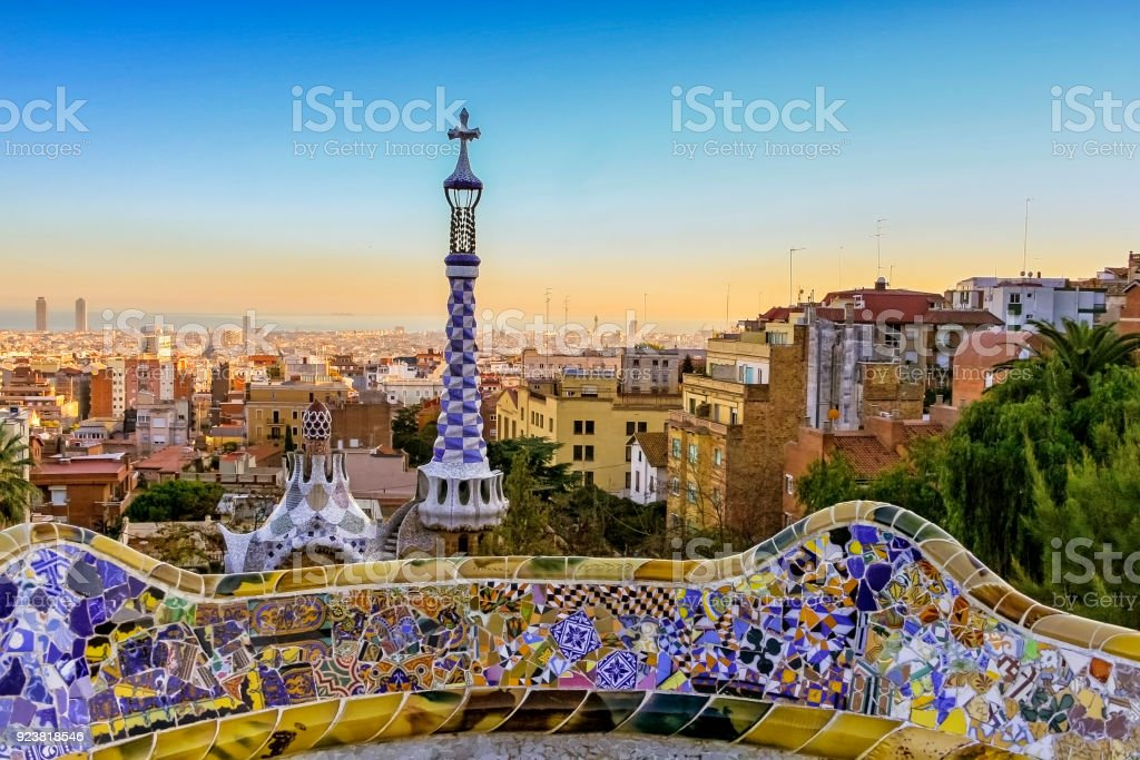 Park Guell – Foto
