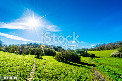 UK, Landscape - Scenery, Sunrise - Dawn, Accidents and Disasters, Agricultural Field