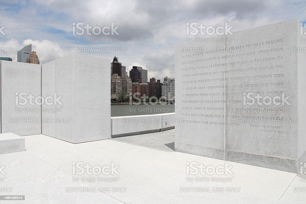 FDR Park, New York stock photo