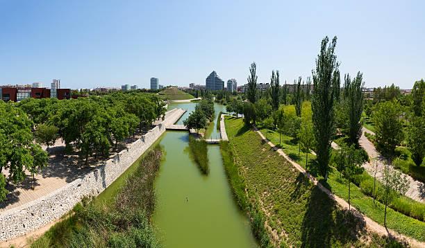 Parco di Cabecera - foto stock
