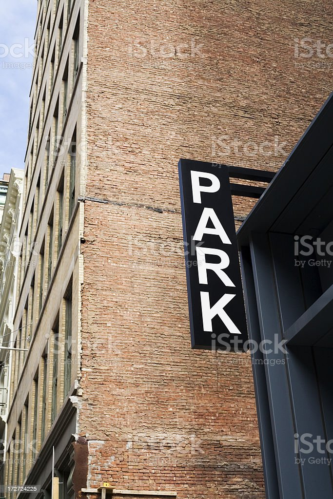 Park royalty-free stock photo
