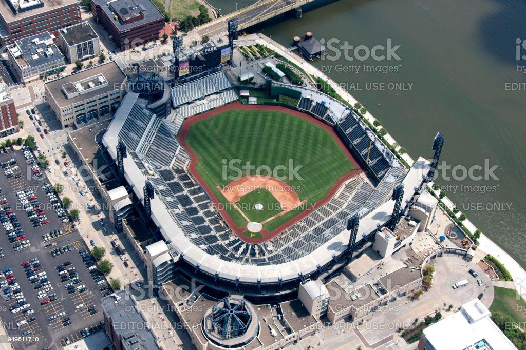 PNC Park stock photo