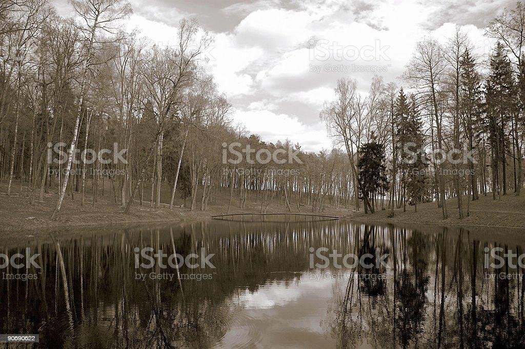 park1 royalty-free stock photo