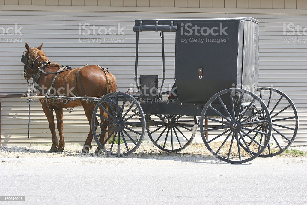 Parked royalty-free stock photo