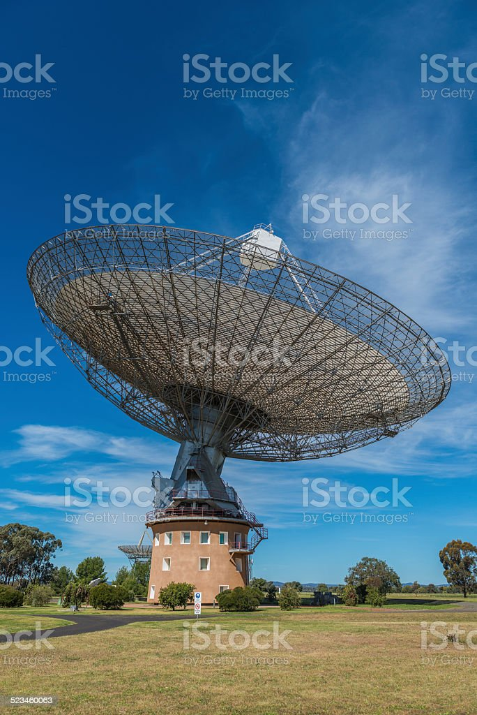Parkes Radio Telescope, New South Wales, Australia​​​ foto