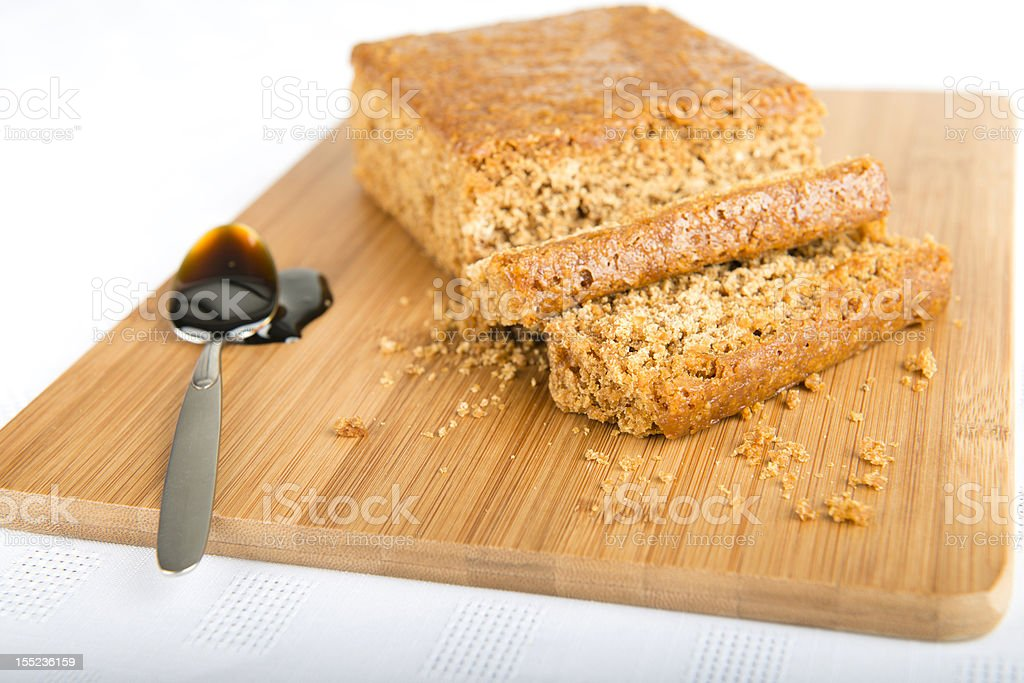 Parkin royalty-free stock photo