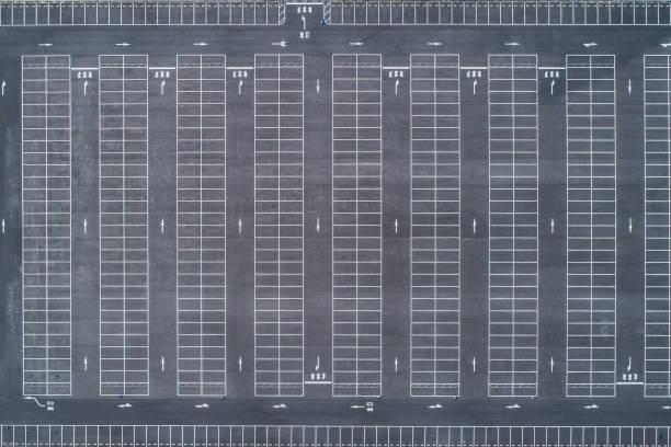 Parking du ciel. - Photo