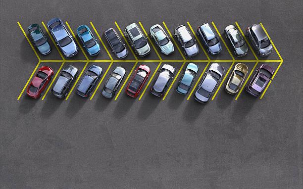 Aire de stationnement - Photo