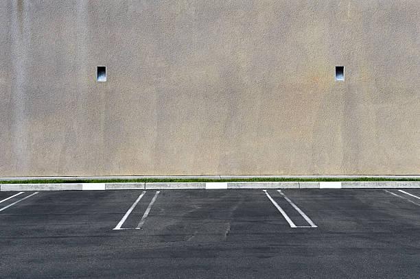 Parkplatz Lot – Foto
