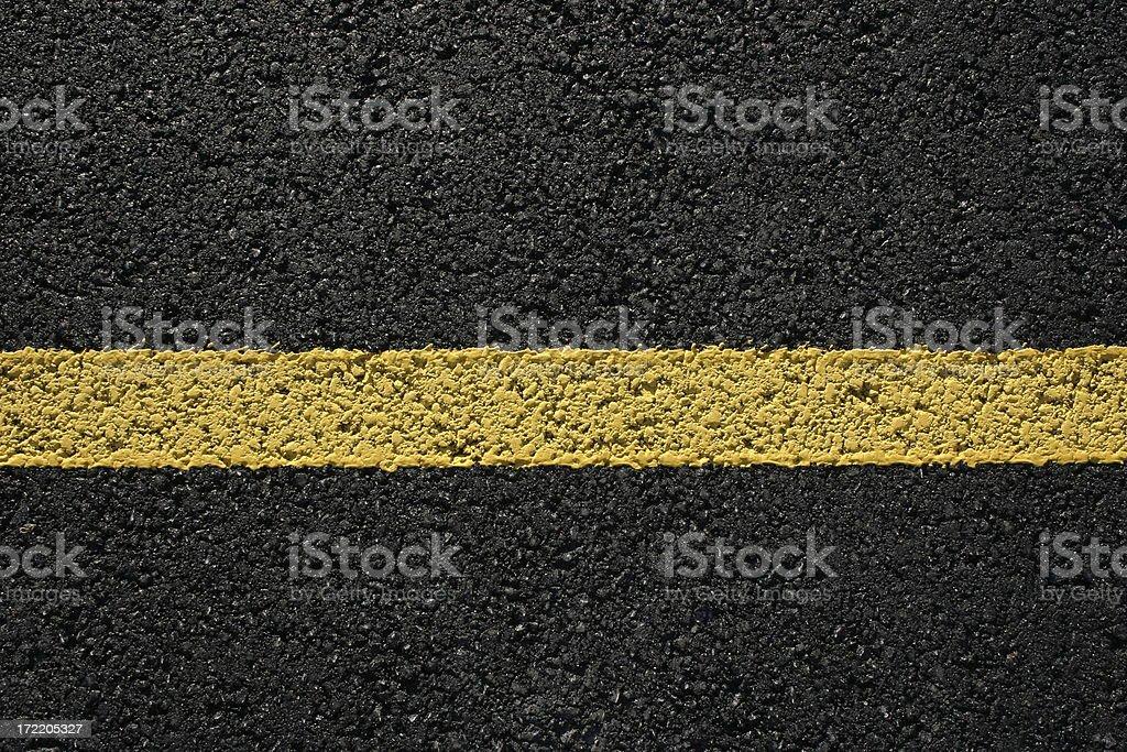 Parking Stripe 2 stock photo