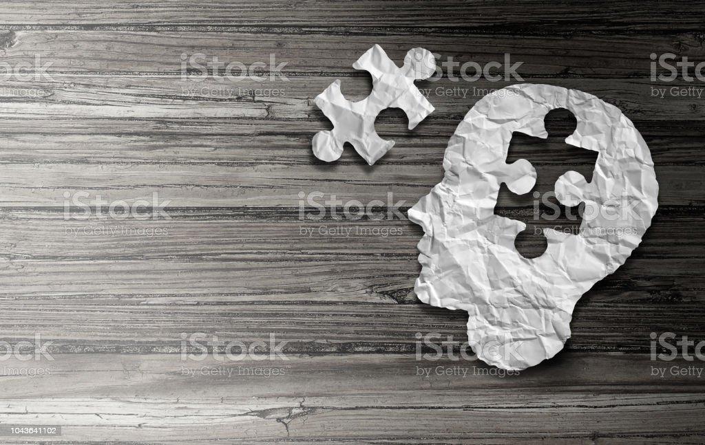 Parkinson Disease stock photo