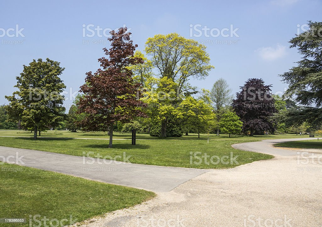 Parklife stock photo
