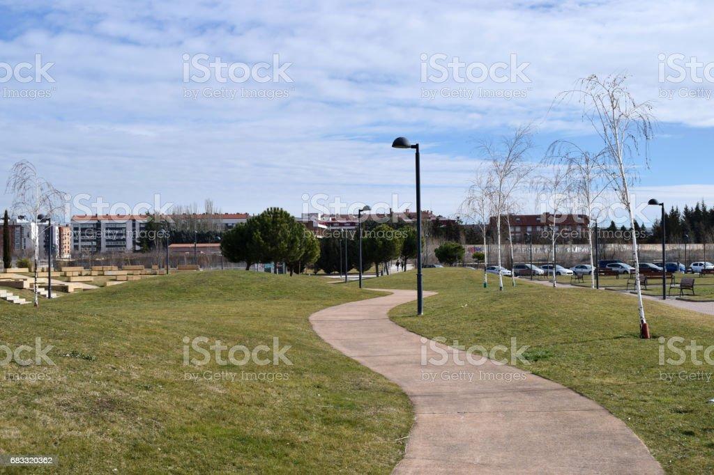 Parks royalty-free stock photo