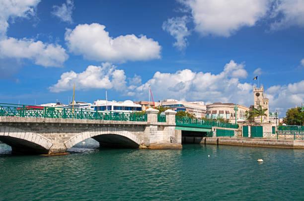 Parlamentsgebäude in Bridgetown, Barbados – Foto