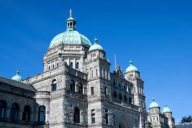 Bâtiments du Parlement à Victoria, B.C. - Photo