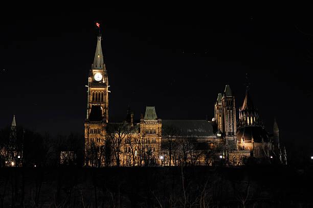 Ottawa Parliament Hill, – Foto