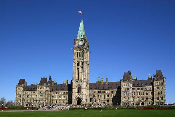 Das Parlament von Kanada – Foto